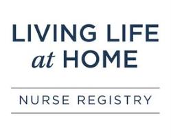 Company Logo Living Life at Home