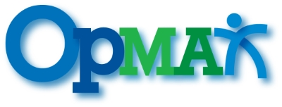 Company Logo Opmax Support Services