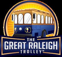 Great Raleigh Trolley logo