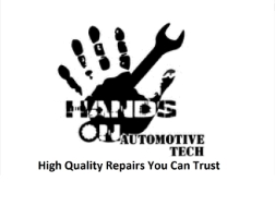 Hands ON Auto Tech logo