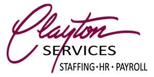 Clayton Personnel Services logo