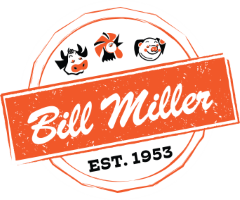 Company Logo Bill Miller BBQ