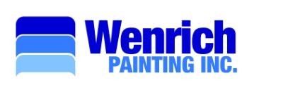 Company Logo Wenrich Painting Inc