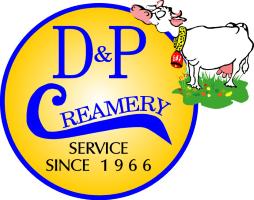 Company Logo D&P Creamery