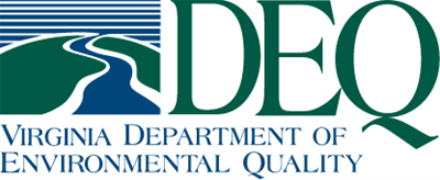 Virginia Department of Environmental Quality logo