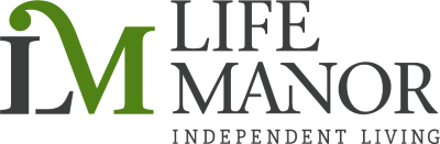 Company Logo Life Manor Independent Living