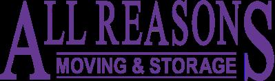 Company Logo All Reasons Moving