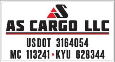 AS CARGO LLC logo