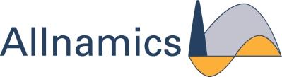 Company Logo Allnamics