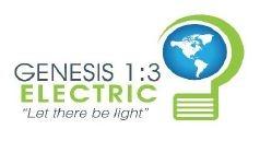 Company Logo Genesis 1:3 Electric