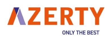 Company Logo Azerty
