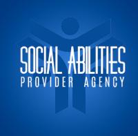 Company Logo Social Abilities Provider Agency