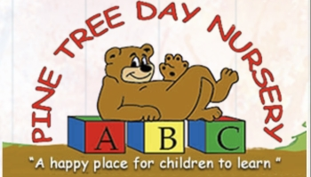 Pine Tree Day Nursery logo