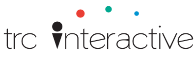 TRC Interactive logo