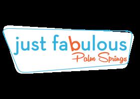 Company Logo Just Fabulous - Palm Springs