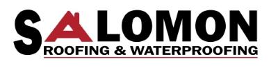 SALOMON ROOFING & WATERPROOFING logo
