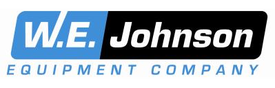 W.E. Johnson Equipment logo