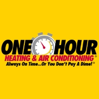 One Hour Heating and Air Conditioning logo