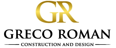 Greco Roman Construction & Design logo