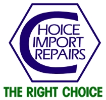 choice Import Repairs logo