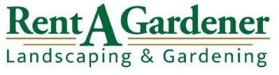 Rent A Gardener logo