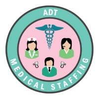 ADT Medical Staffing logo