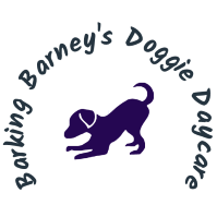 Barking Barney's Doggie Daycare logo