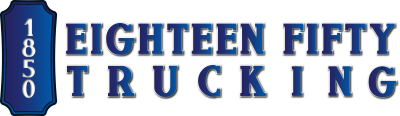 Eighteen Fifty Trucking LLC logo