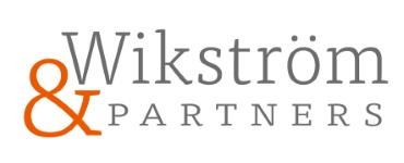 Company Logo Wikström & Partners Advokatbyrå AB