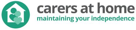 Company Logo Carers at Home