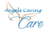 Company Logo Angels caring care