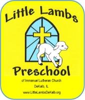 Company Logo Little Lambs Preschool Immanuel Lutheran Church