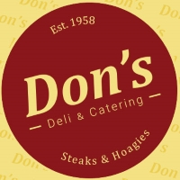 Don's Deli Steaks and Hoagies logo
