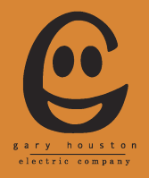 Gary Houston Electric Company logo