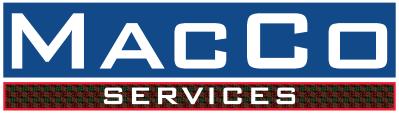 Company Logo MacCo Services