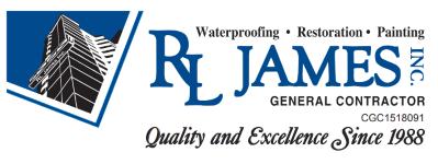 Company Logo R. L. James, Inc