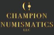 Champion Numismatics logo
