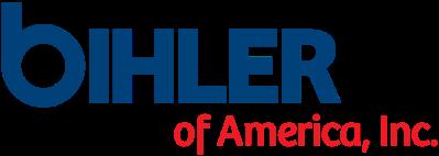 Bihler of America, Inc. logo