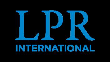 LPR International logo