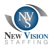 New Vision Staffing logo