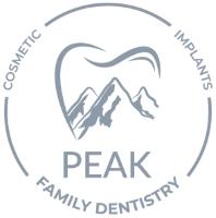 Company Logo Peak Family Dentistry