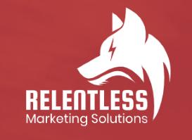 Relentless Marketing Solutions logo