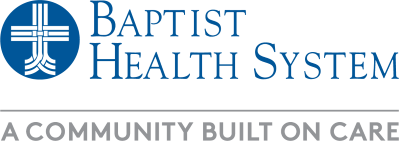 Baptist Health Systems / Tenet logo