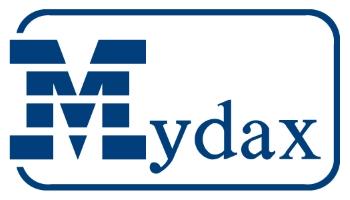 Company Logo Mydax, Inc.