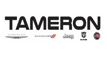 Tameron Chrysler Dodge Jeep Ram and Fiat logo