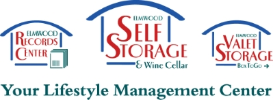 Company Logo Elmwood Self Storage and Wine Cellar