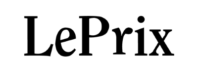 LePrix logo