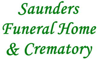 Saunders Funeral Home & Crematory logo