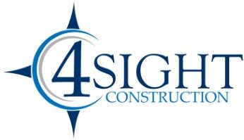 4Sight Construction logo
