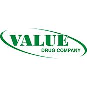 Company Logo VALUE DRUG COMPANY